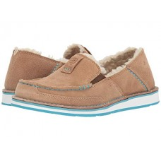 Women Ariat Cruiser Fleece Soft synthetic lining for added comfort Dirty Taupe Suede 8919557 REKJOLA