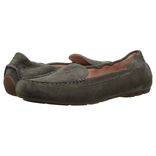 Women Taryn Rose Kristine Soft synthetic lining for added comfort Spruce Silky Suede 8982312 WSRCHTC