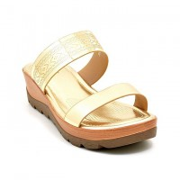 Starlet Shoes Golden Formal & Semi Formal Shoes For Women Self-cultivation Golden ST108FA16OSOCNAFAMZ GGXQYXH